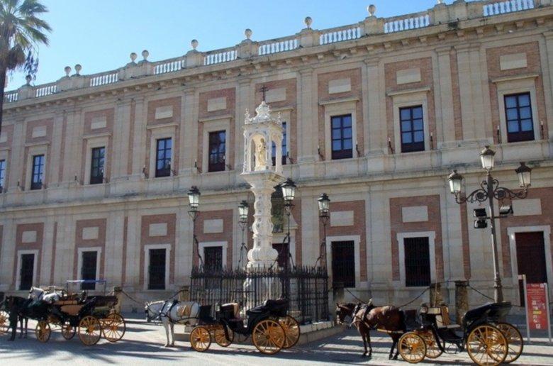 Archivo General de Indias. Sevilla