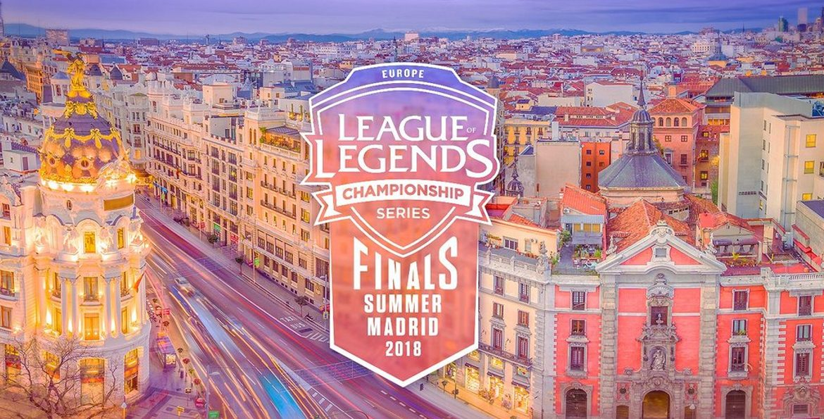 League of Legends Championship Series Europe. LCS EU