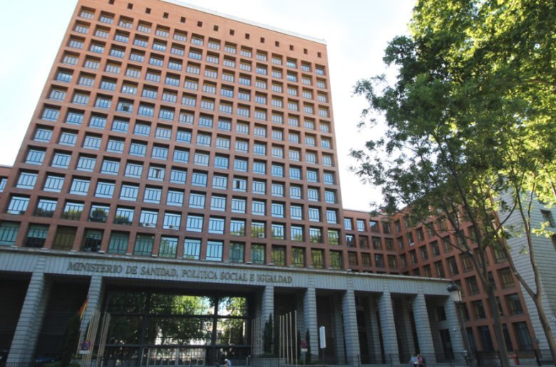 Ministerio de Sanidad en Madrid