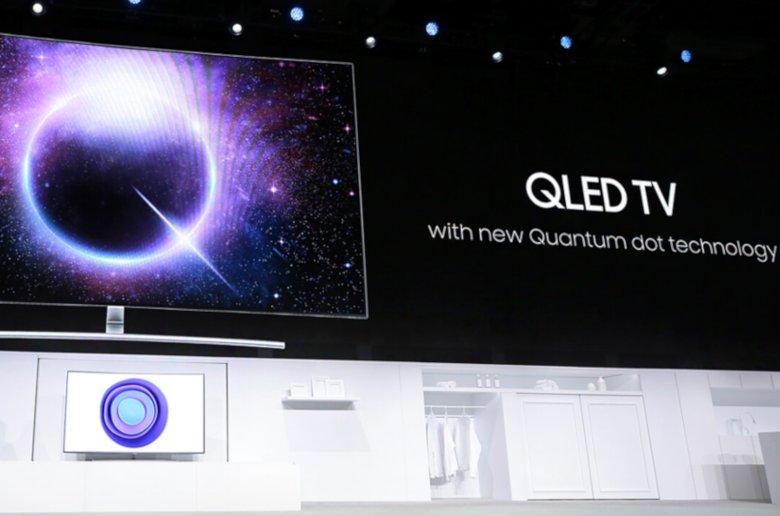 Tecnologia QLED. Televisiones