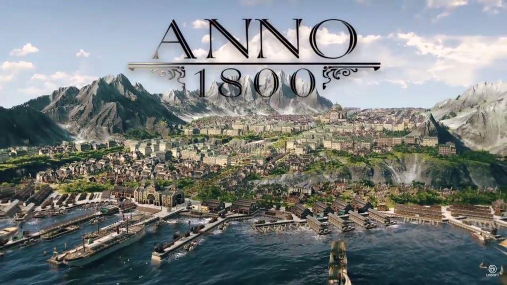 Anno 1800. Ubisoft