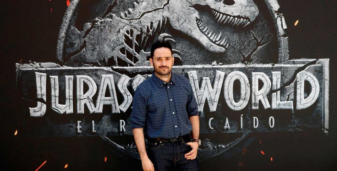 J.A. Bayona. Jurassic World