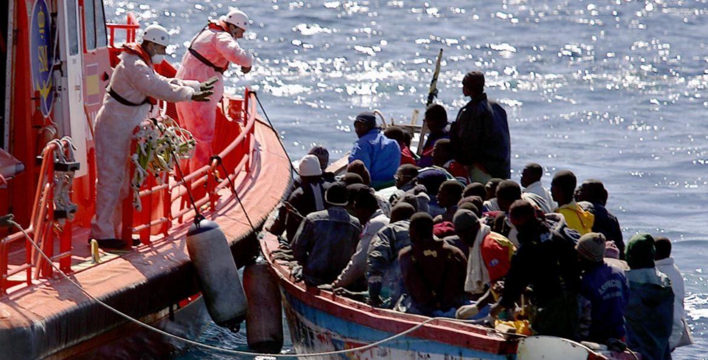 Migraciones mediterraneo