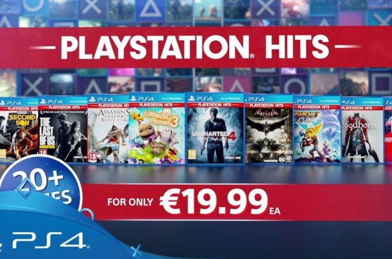 Playstation hits. Videojuegos