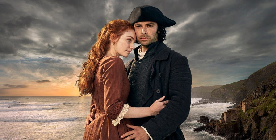 Poldark. Serie Movistar+. Temporada 4