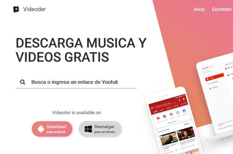 Videoder. Descargar videos YouTube3