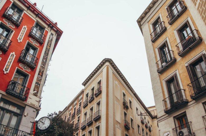 Alquilar piso. Inmobiliarias