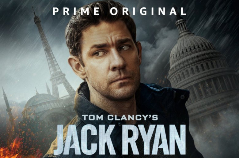 Jack Ryan de Tom Clancys