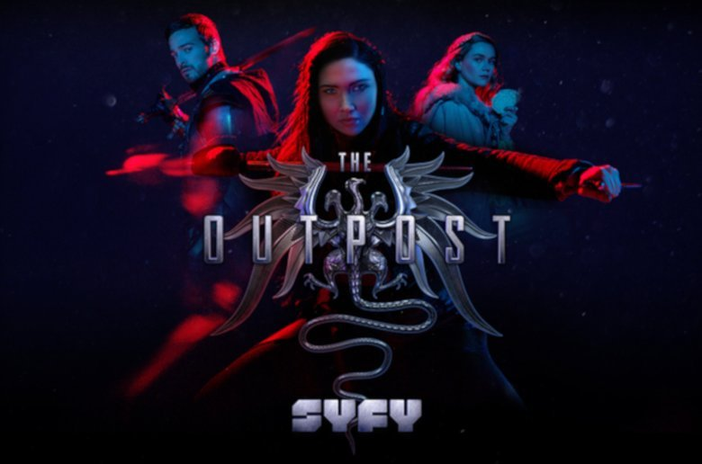 The Outpost. Serie SYFY