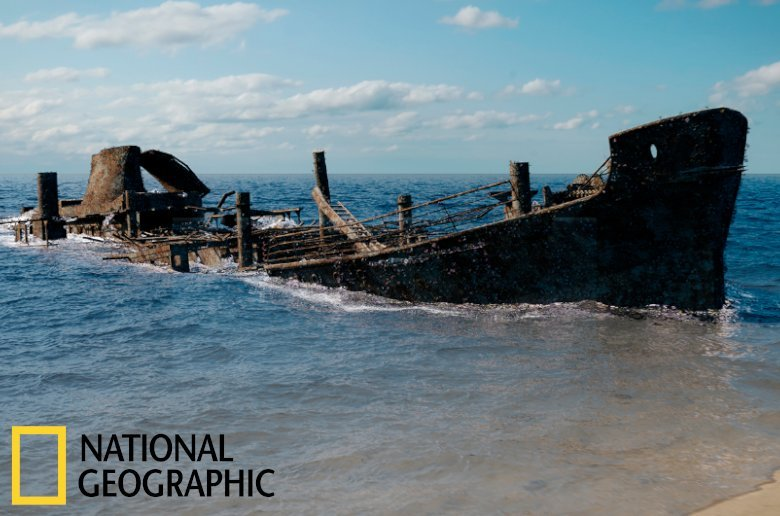 Drenar los Oceanos. Serie documental de National Geographic