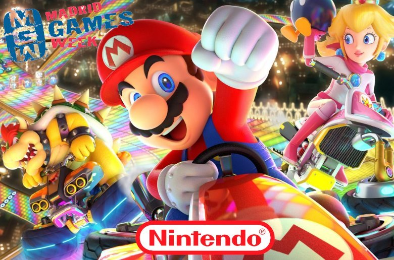 Nintendo en Madrid Games Week 2018