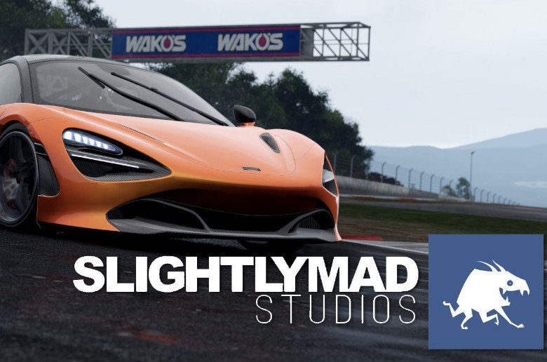 Slightly Mad Studios. Videoconsola compatible realidad virtual