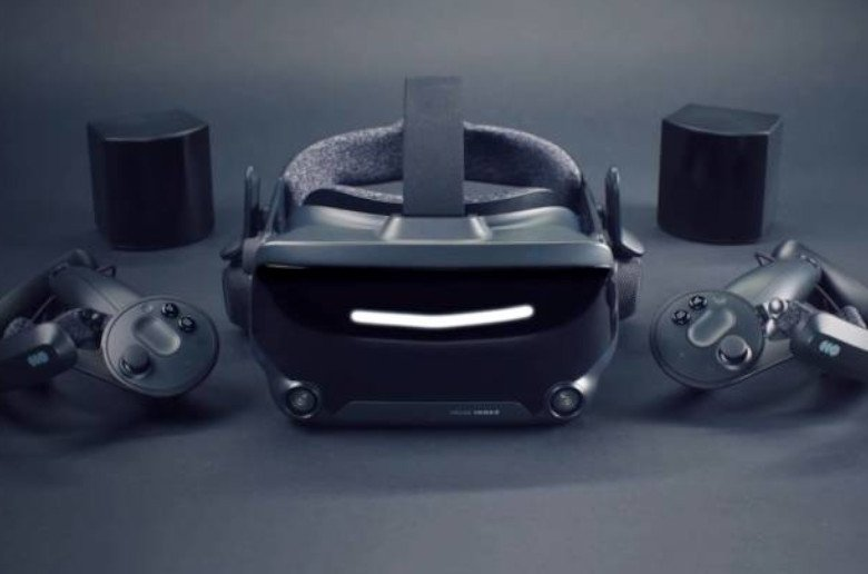 Valve Index. Casco realidad virutal