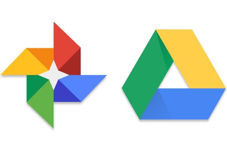 Google Drive y Google Fotos. Sincronizacion