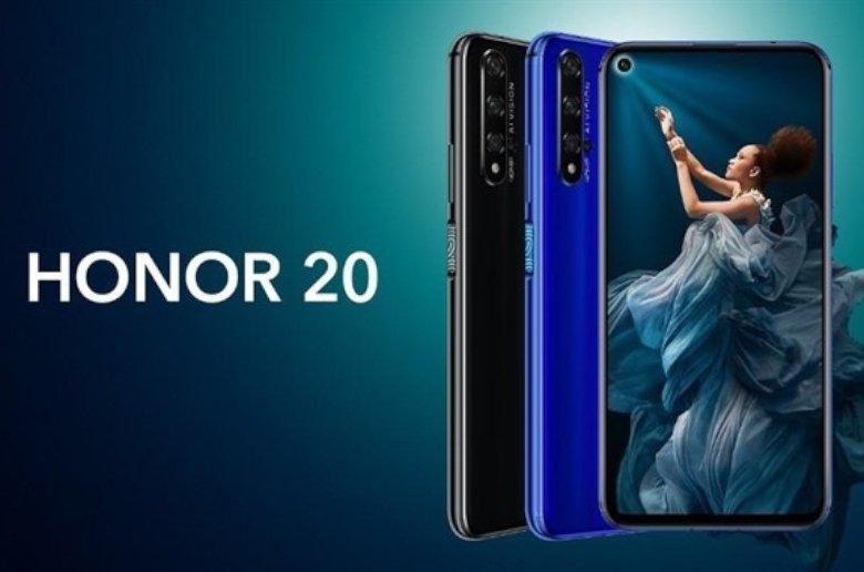 Honor 20. Smartphone Huawei. Espana