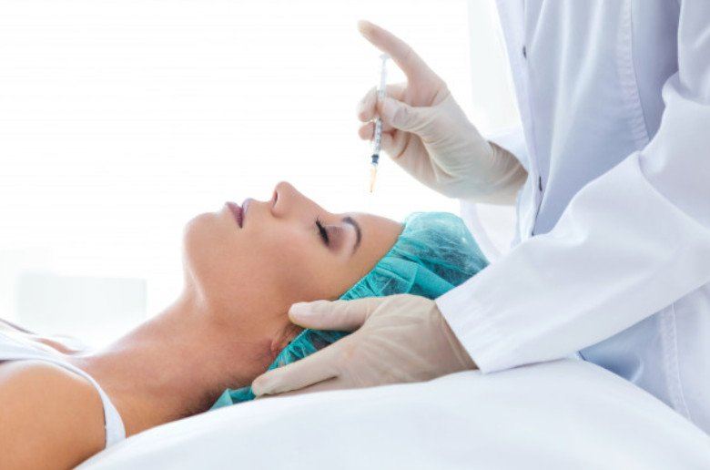 Cirugia parpado superior. Blefaroplastia