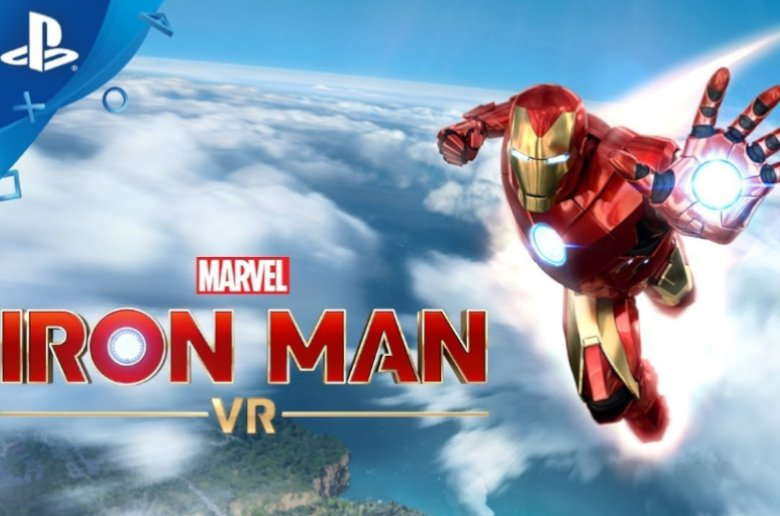 Iron Man. MGW. PSVR