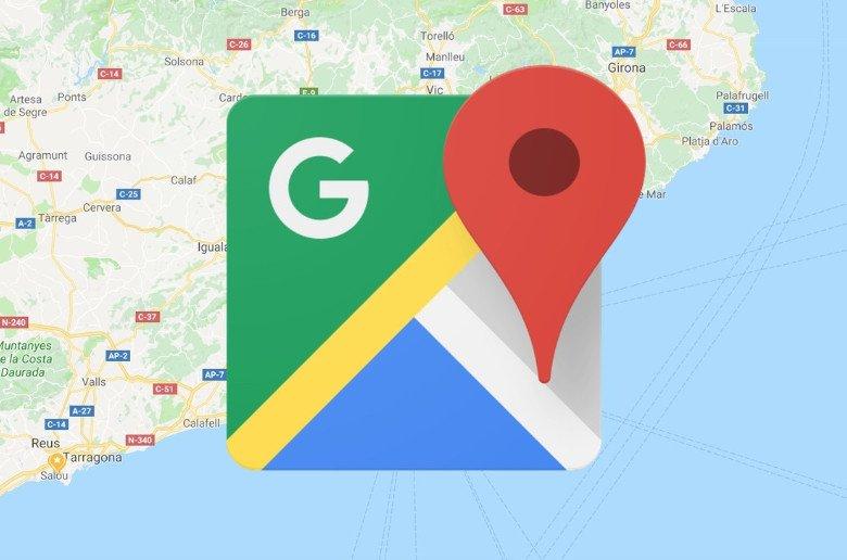Google Maps. Funcionalidades