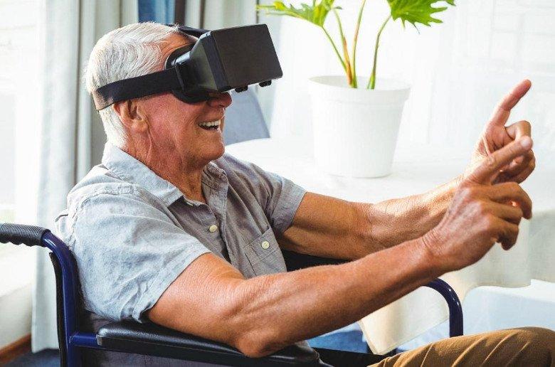 Esclerosis multiple. Realidad virtual