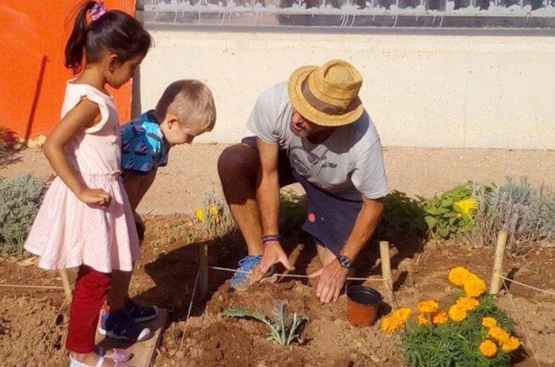 Sensibilacion medioambiental colegios
