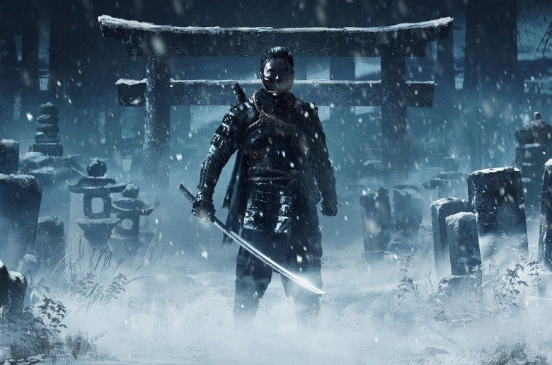 Ghost of Tsushima.PS4