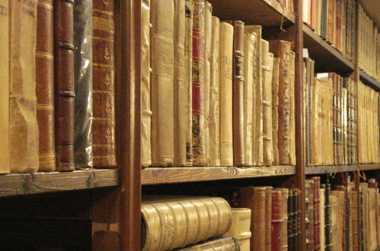 Libros antiguos coleccionistas