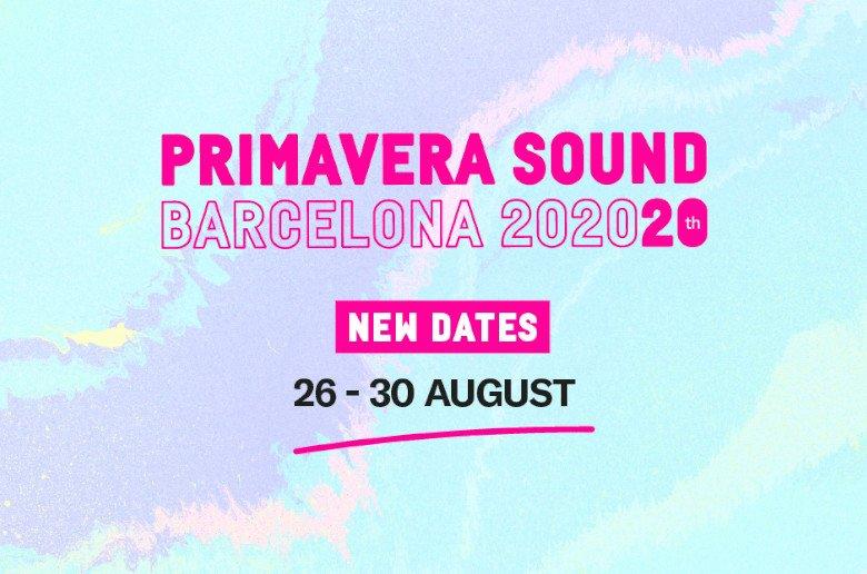 Primavera Sound 2020. Nueva fecha