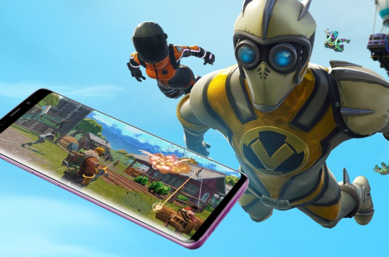 Fornite. Android