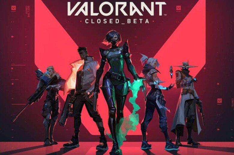 Valorant. Riot Games