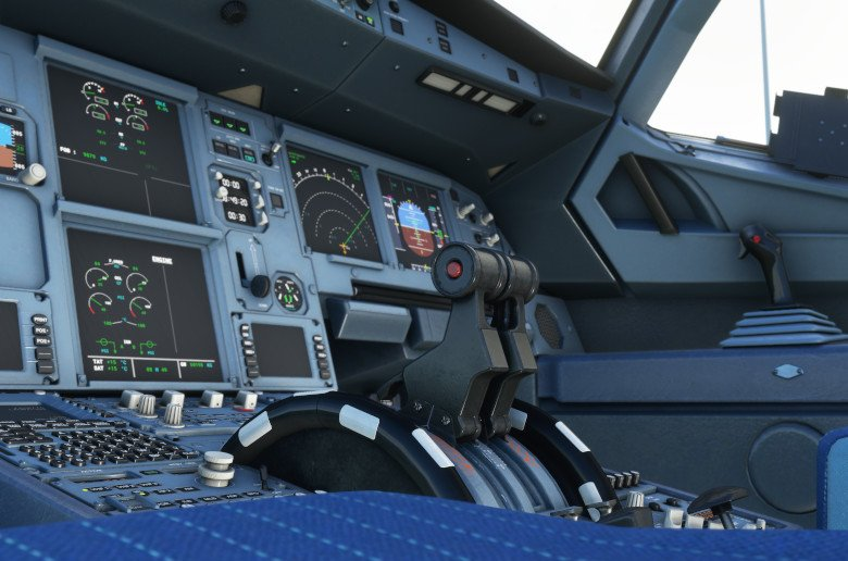 Cabina Flight Simulator 2020