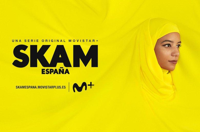 SKAM Espana. Cuarta temporada Movistar+