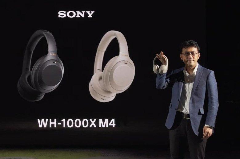 auriculares inalambricos de diadema WH1000XM4