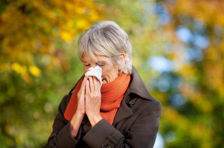 Consejos protegerse en otono. Resfriado y sintomas covid19