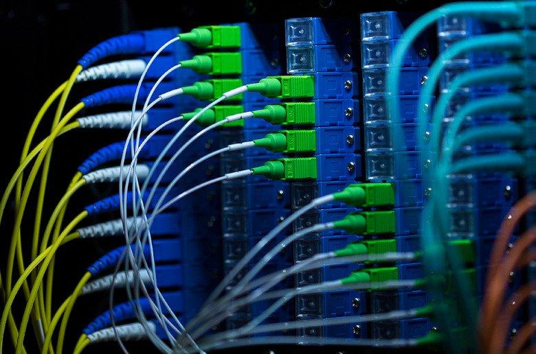 Fibra optica. Cables. Red Espana