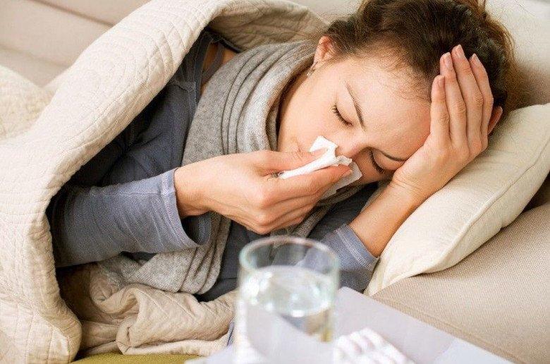 Catarro o resfriado comun