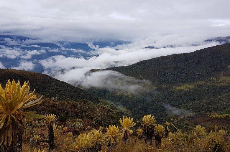 Colombia. Tierra de contrastes