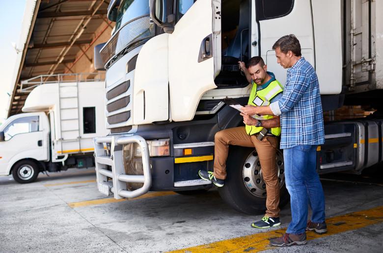 Baja definitiva camion o vehiculo industrial