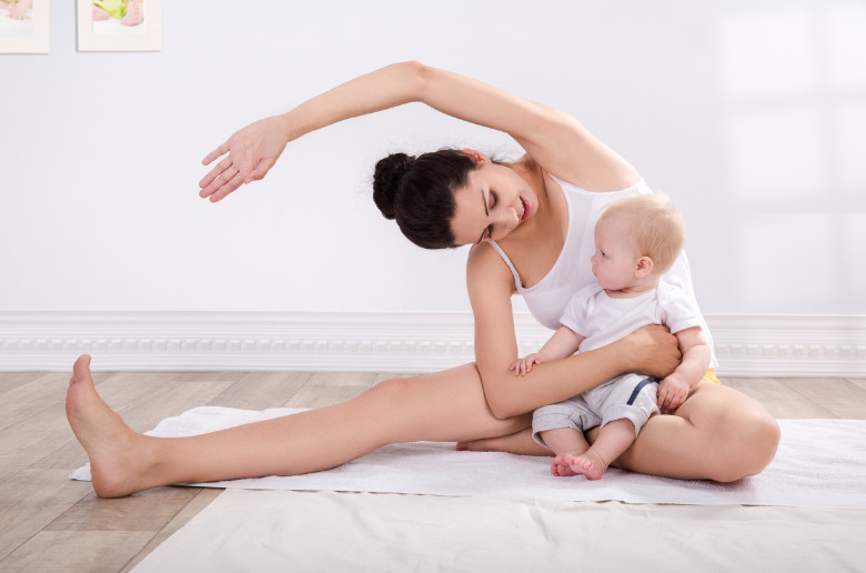 Recuperacion tras el parto