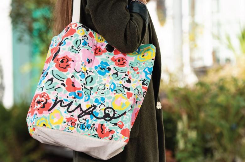 Bolsas de tela personalizadas. Totebag