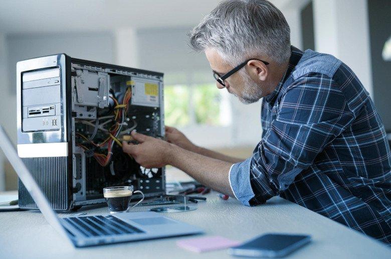 Reparacion de ordenadores y portatiles