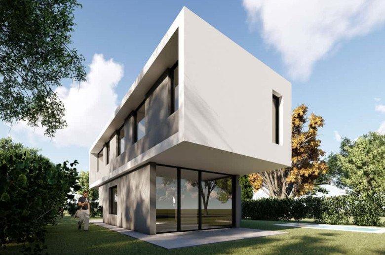 Casa prefabricada haussmart