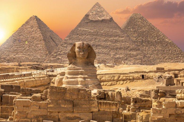 Egipto y las piramides